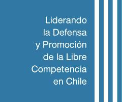 Liderando la defensa y la promocion de la libre competencia en chile